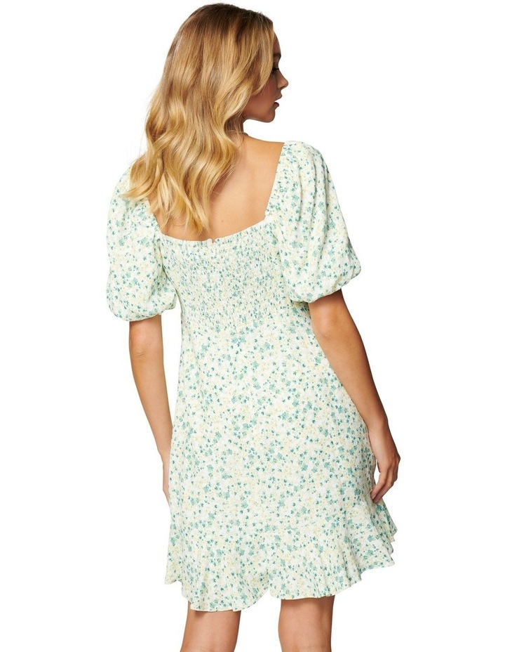 Veronica Puff Sleeve Sun Dress image 4