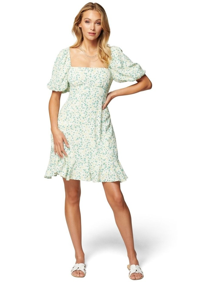 Veronica Puff Sleeve Sun Dress image 5