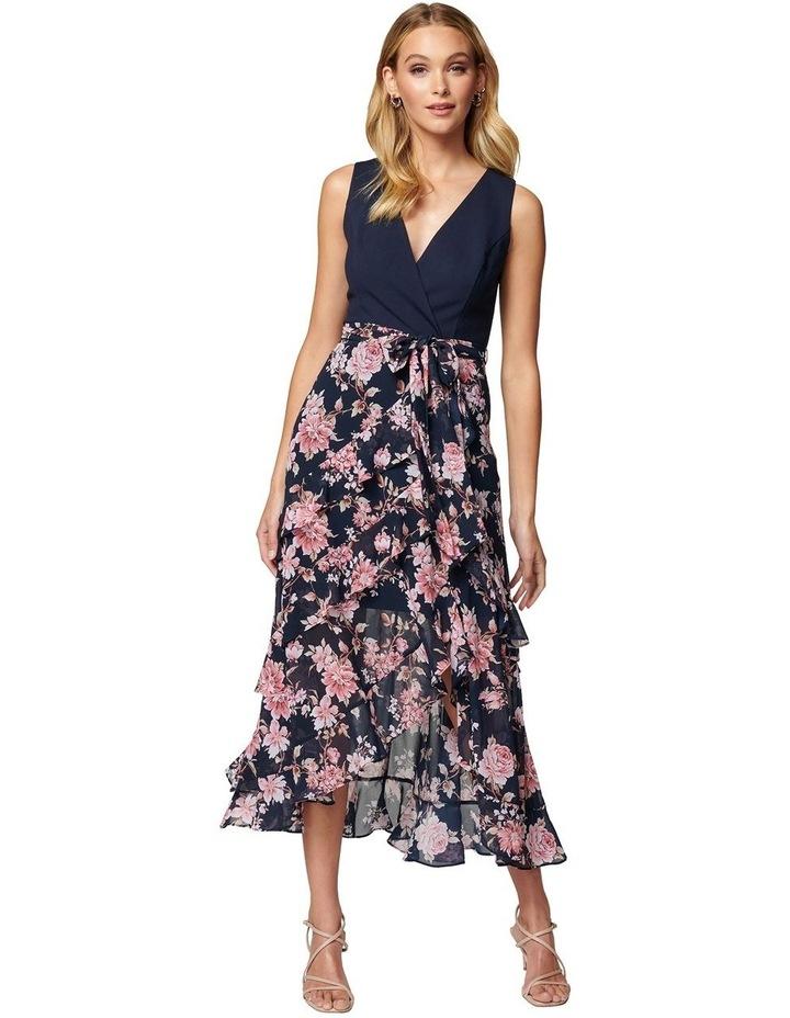 Joanna Frill 2-in-1 Maxi Dress image 1