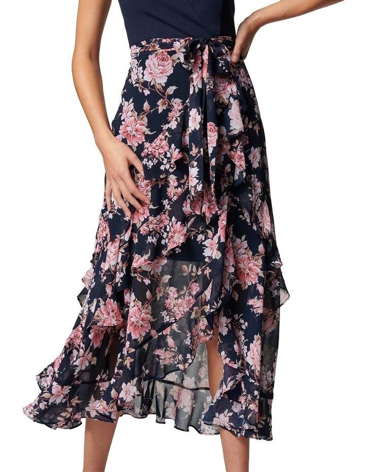Joanna Frill 2-in-1 Maxi Dress image 2