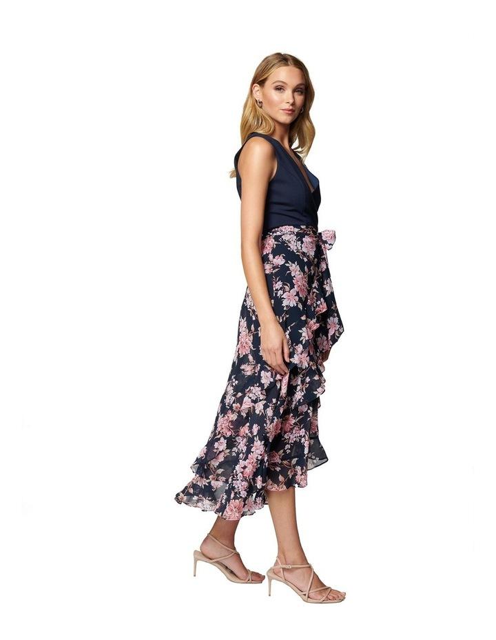 Joanna Frill 2-in-1 Maxi Dress image 3