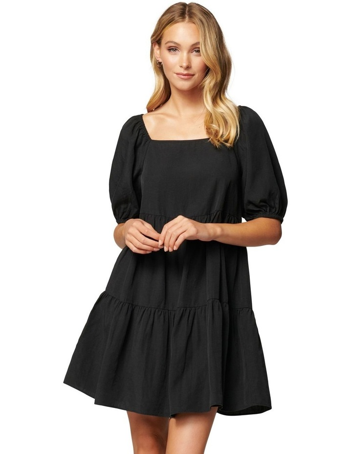 Sandra Square Neck Smock Dress image 1
