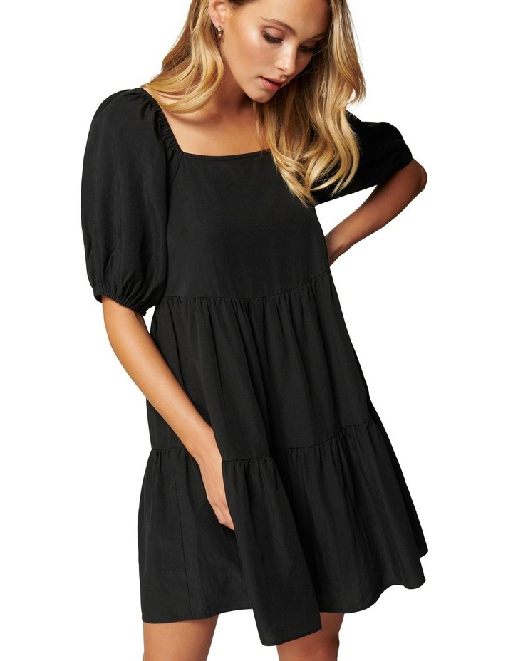 Sandra Square Neck Smock Dress image 2