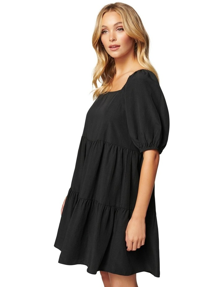 Sandra Square Neck Smock Dress image 3