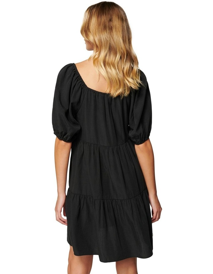 Sandra Square Neck Smock Dress image 4