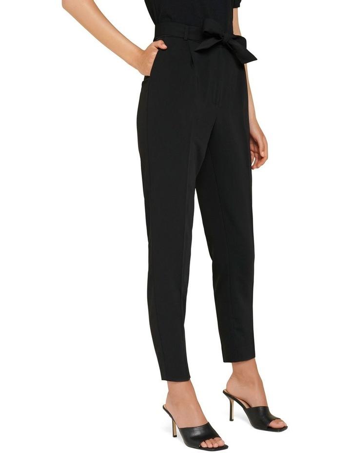 Sadie Tie Waist Slim Pants image 2