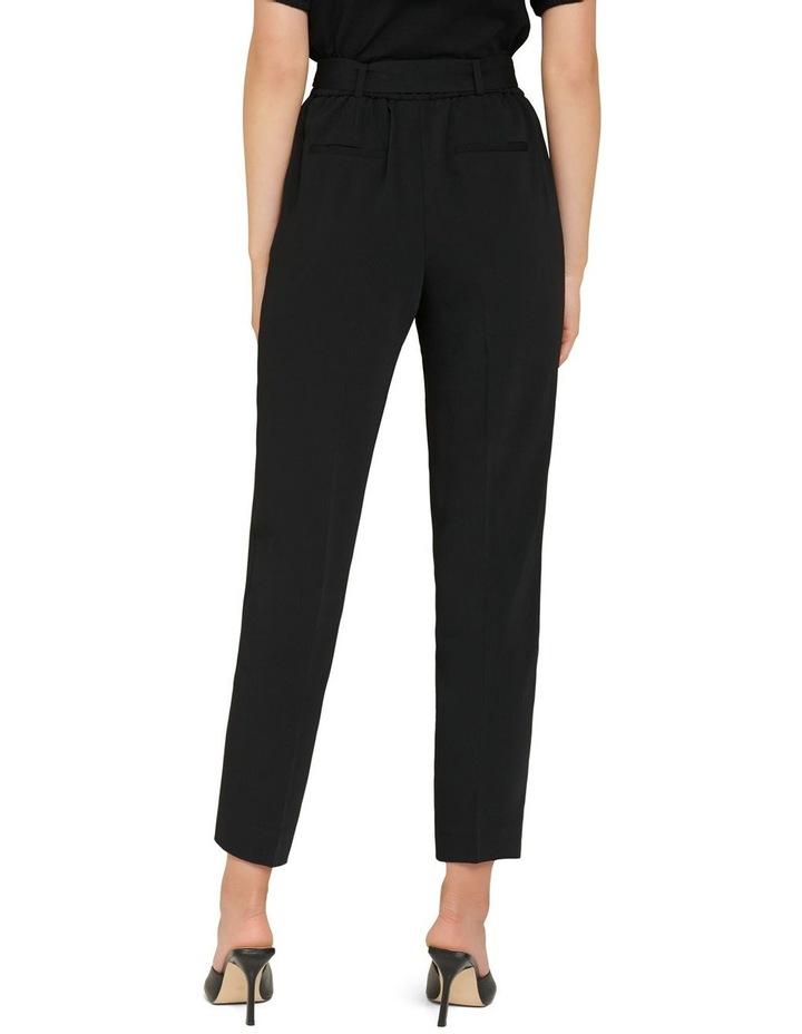 Sadie Tie Waist Slim Pants image 3