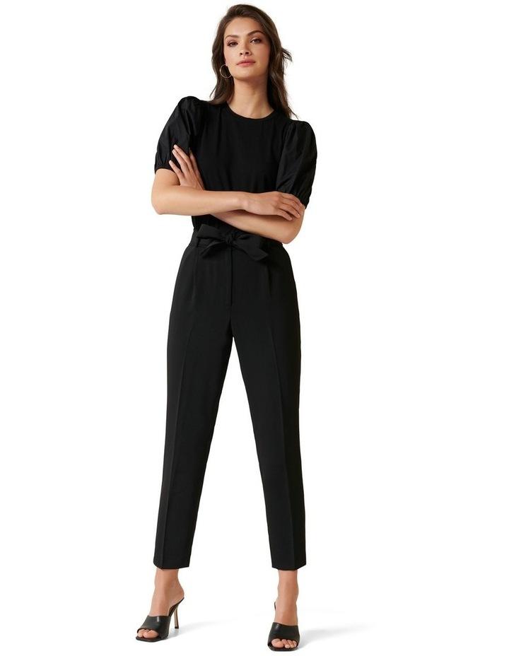 Sadie Tie Waist Slim Pants image 4