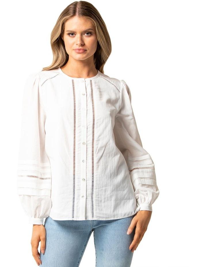 Pippa Spliced Trim Shirt image 1