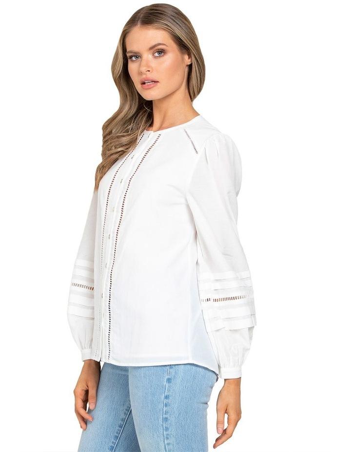 Pippa Spliced Trim Shirt image 2