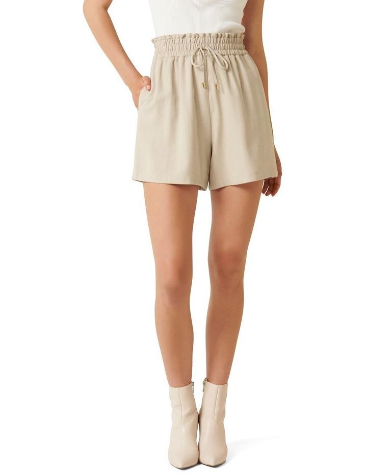 Kiera Longline Elastic Waist Shorts image 1