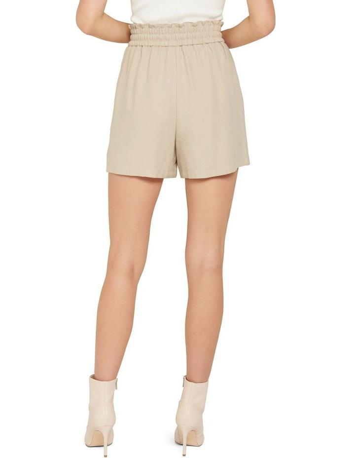 Kiera Longline Elastic Waist Shorts image 3