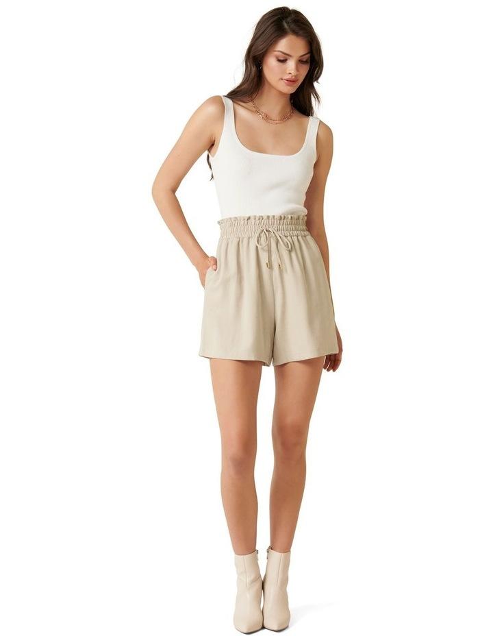 Kiera Longline Elastic Waist Shorts image 4