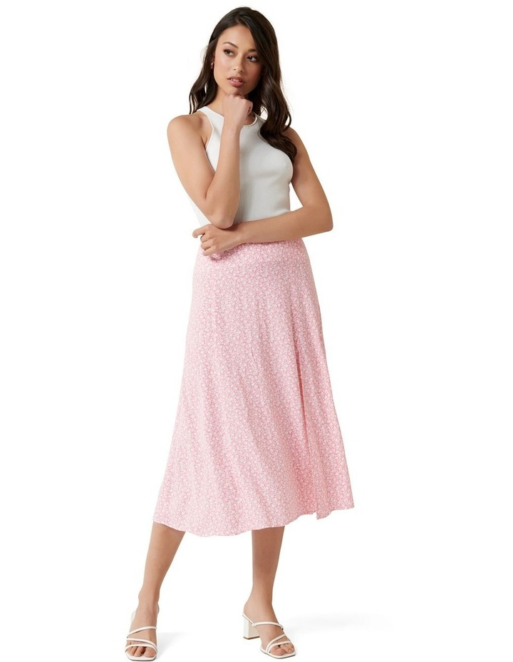 Ellie Split Midi Skirt image 5