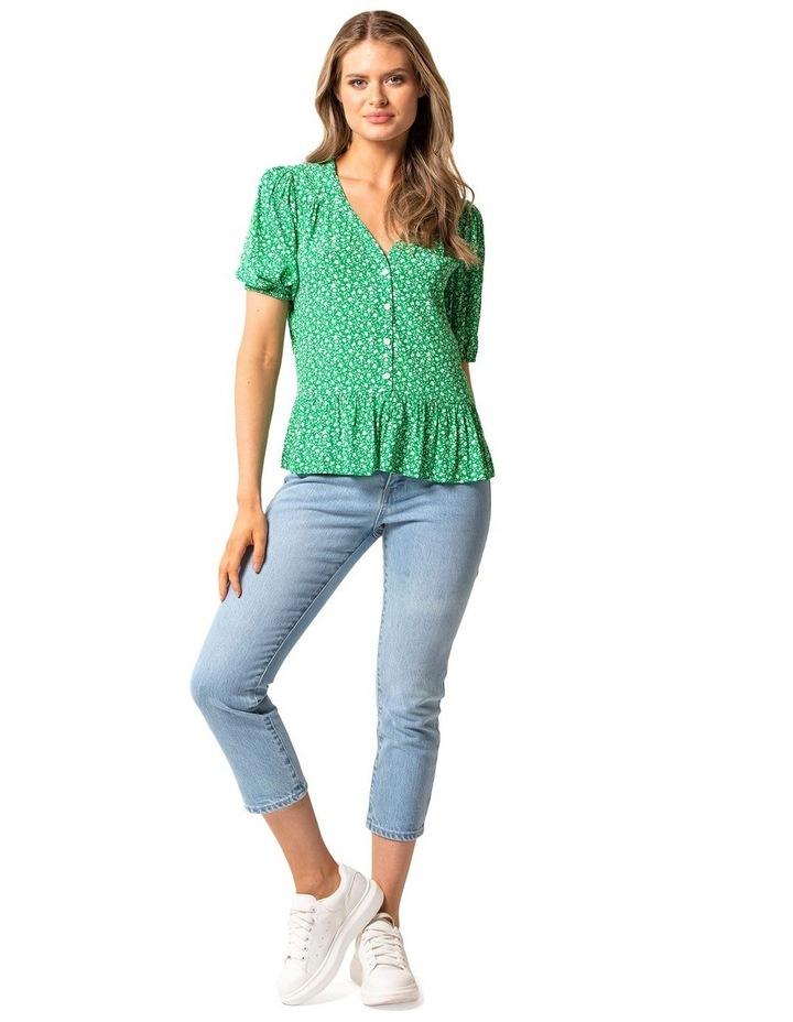 Jade Mini Vine Ditsy image 4