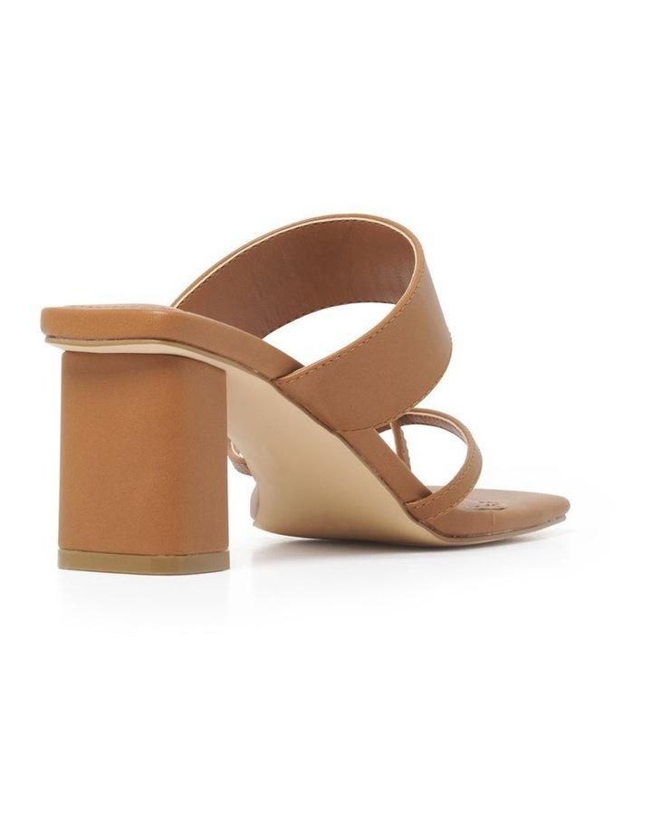 Kiera Crossover Toe Loop Block Heel image 4