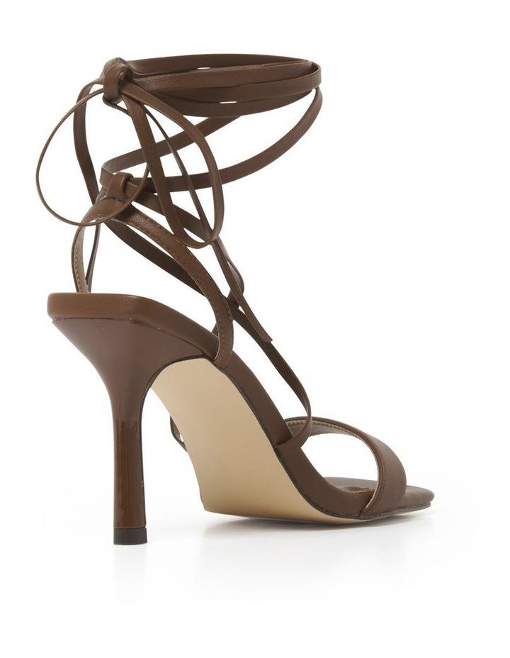 Violet Strappy Ankle Tie Stiletto image 4