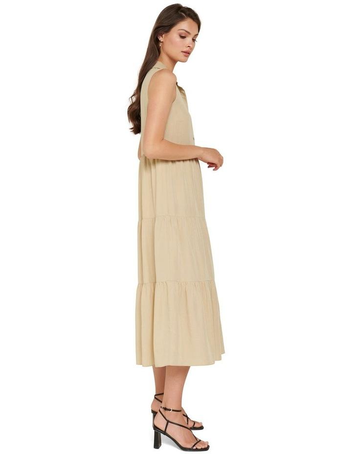 Megan Sleeveless Shirt Maxi Dress image 2