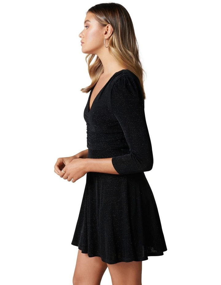 Ramona Ruched Skater Dress image 3