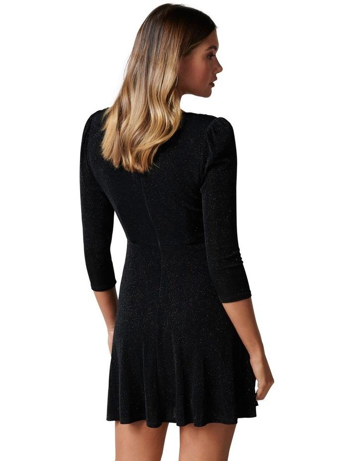 Ramona Ruched Skater Dress image 4