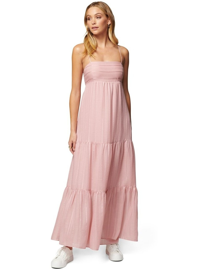 Faith Tiered Midi Dress image 1