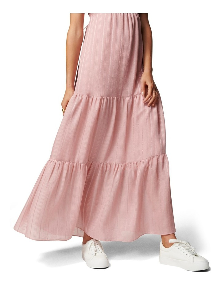 Faith Tiered Midi Dress image 2