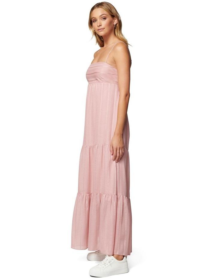 Faith Tiered Midi Dress image 3