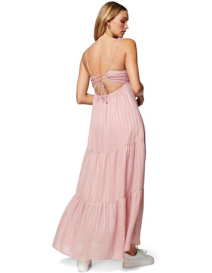 Faith Tiered Midi Dress image 4