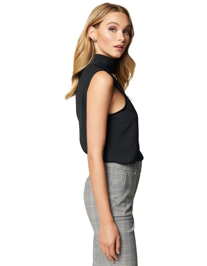 Rylee Cut Out Neck Top image 3