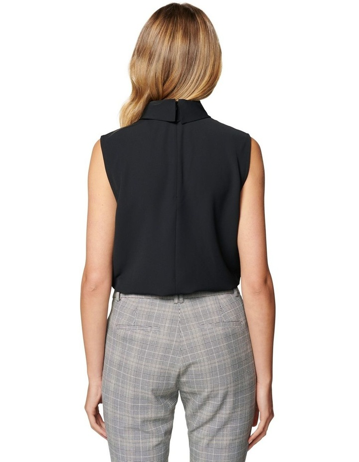 Rylee Cut Out Neck Top image 4