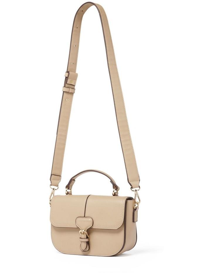 Harriet Padded Buckle Saddle Bag image 1