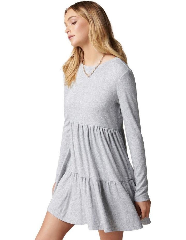 Sallie Long Sleeve Smock Dress image 3