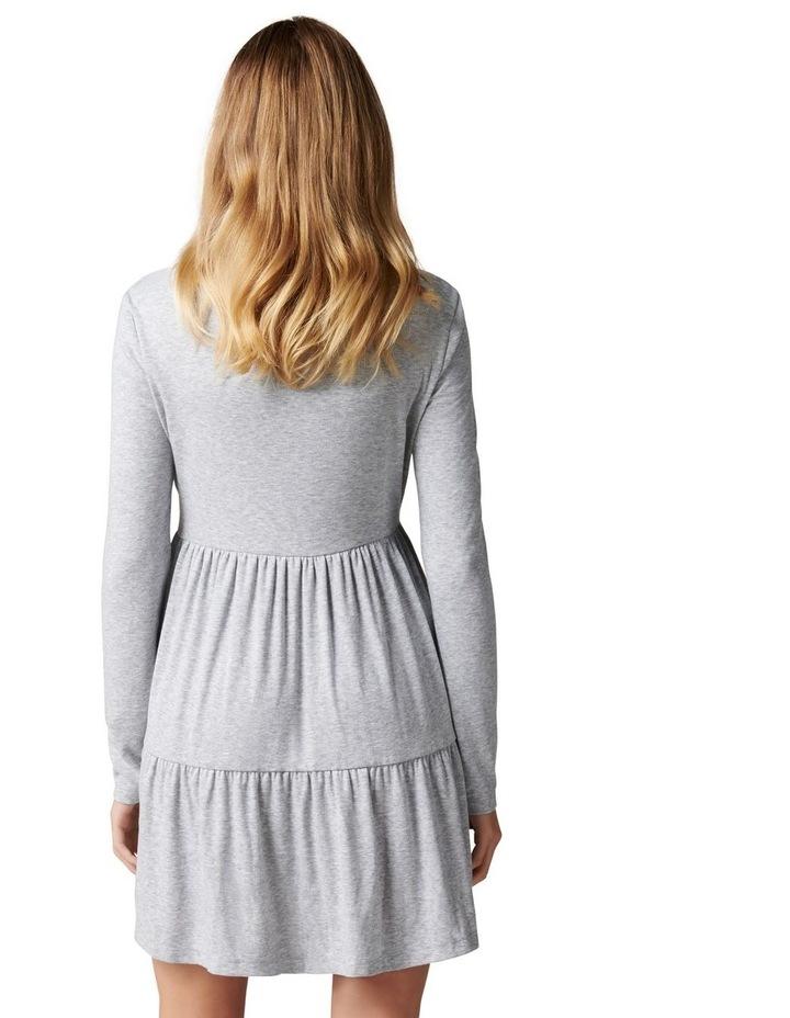 Sallie Long Sleeve Smock Dress image 4