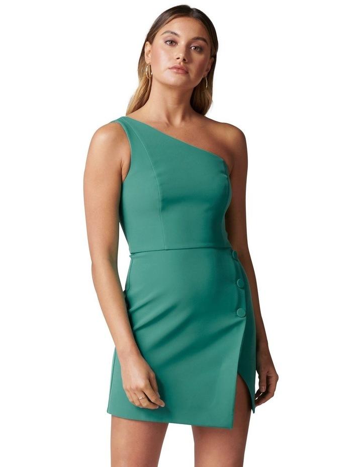 Dianne One Shoulder Mini Dress image 1