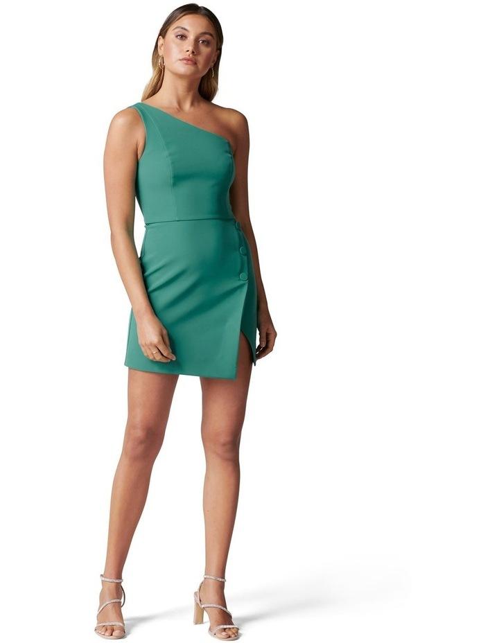 Dianne One Shoulder Mini Dress image 5