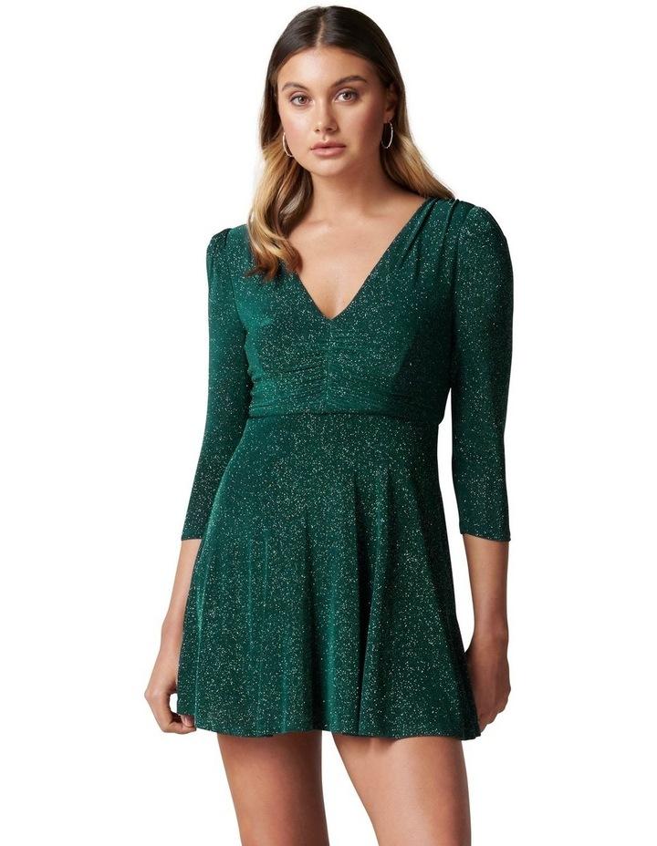 Ramona Petite Ruched Mini Dress image 1