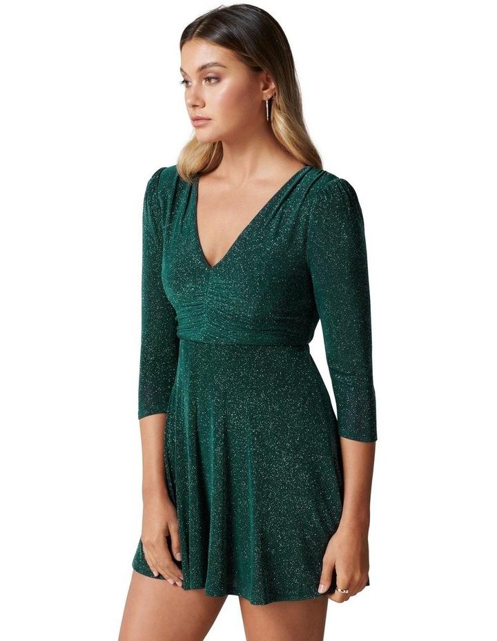 Ramona Petite Ruched Mini Dress image 3