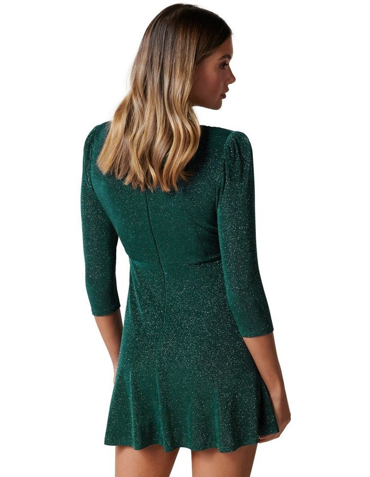 Ramona Petite Ruched Mini Dress image 4