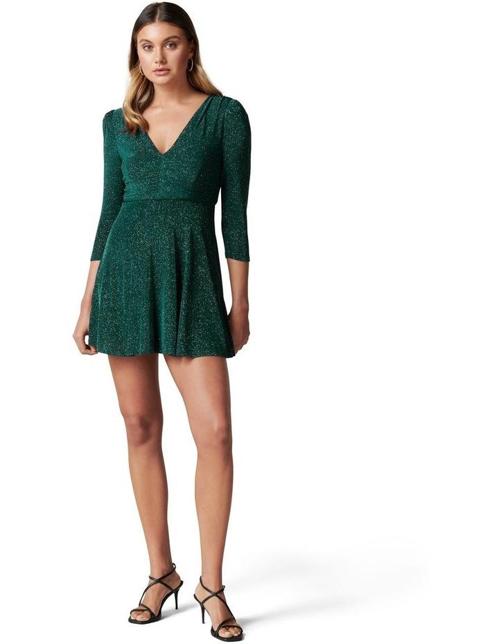 Ramona Petite Ruched Mini Dress image 5
