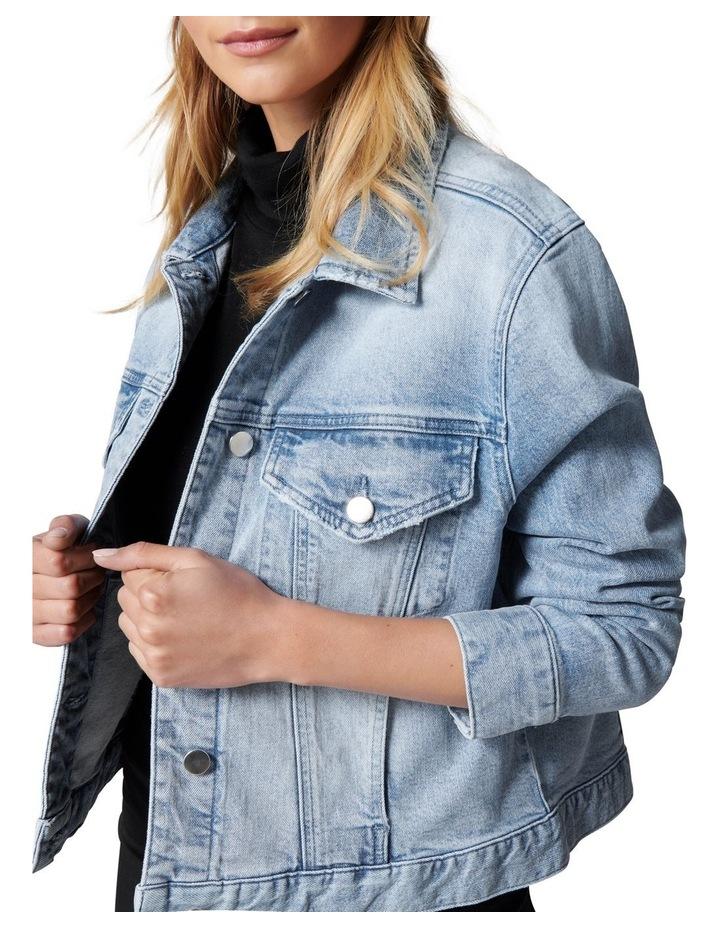 Hanna Petite Denim Jacket image 2