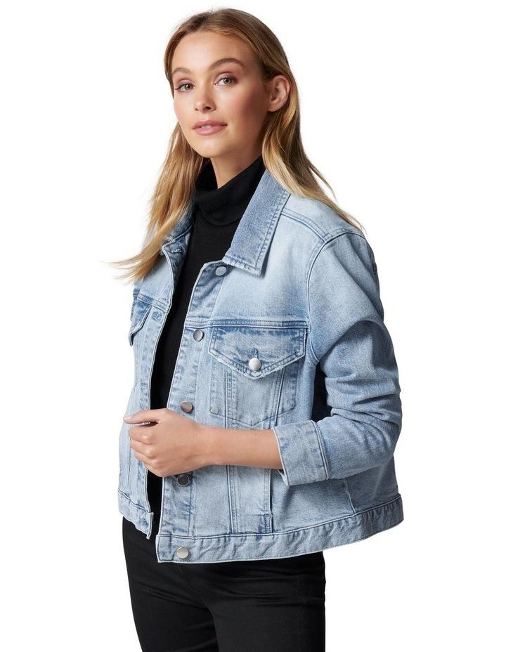 Hanna Petite Denim Jacket image 3