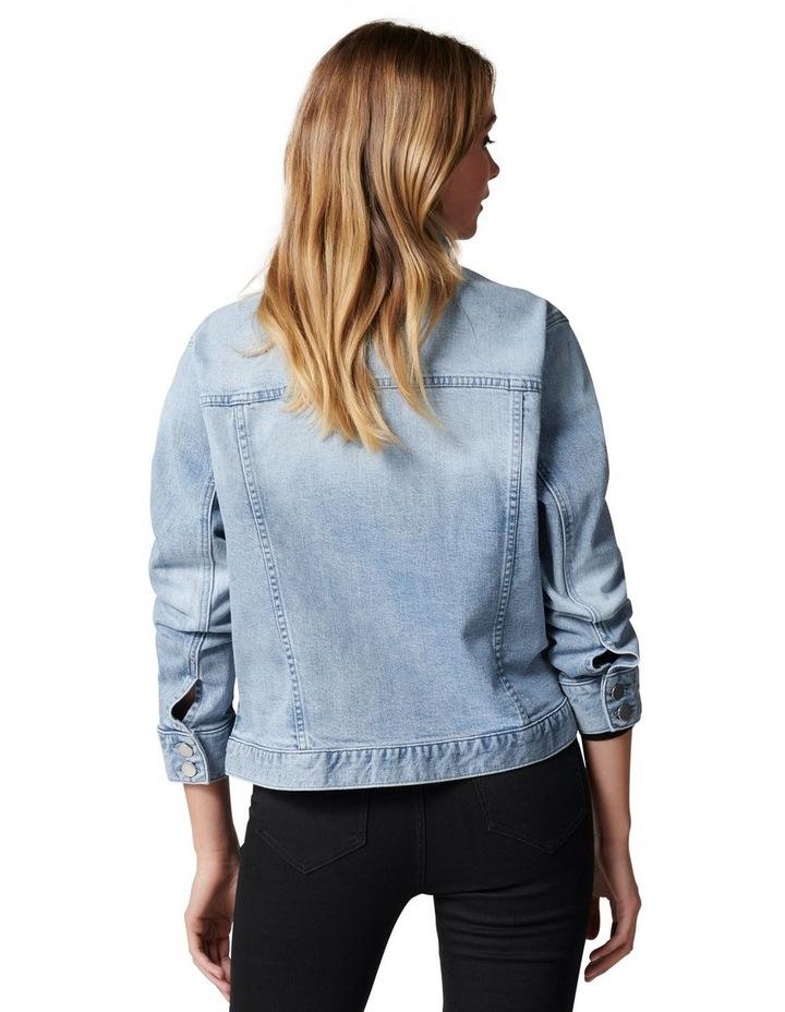 Hanna Petite Denim Jacket image 4