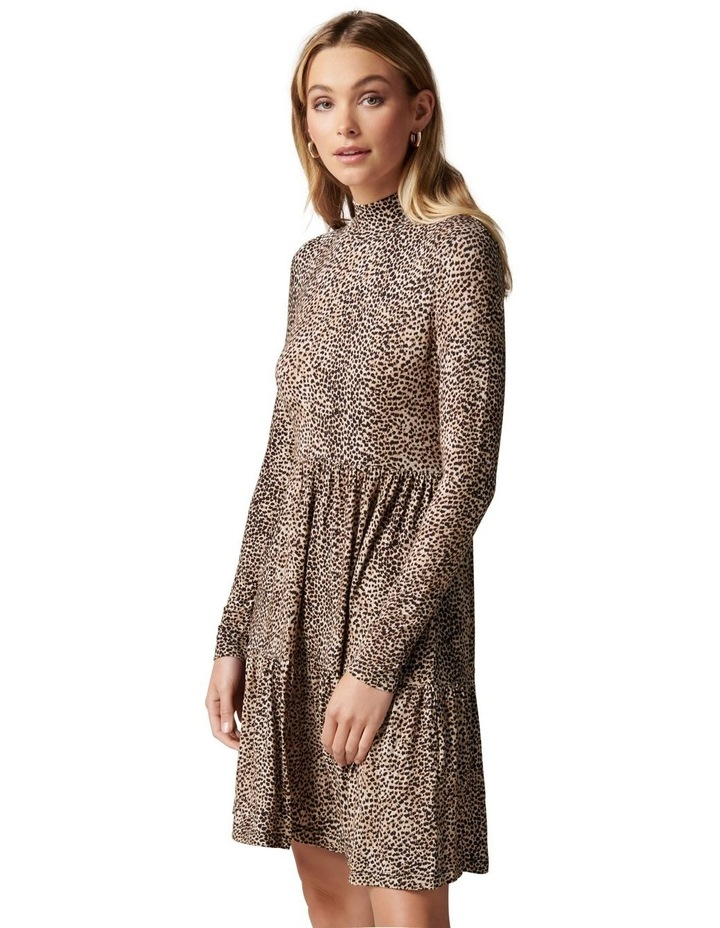 Sophie Long Sleeve Smock Dress image 3