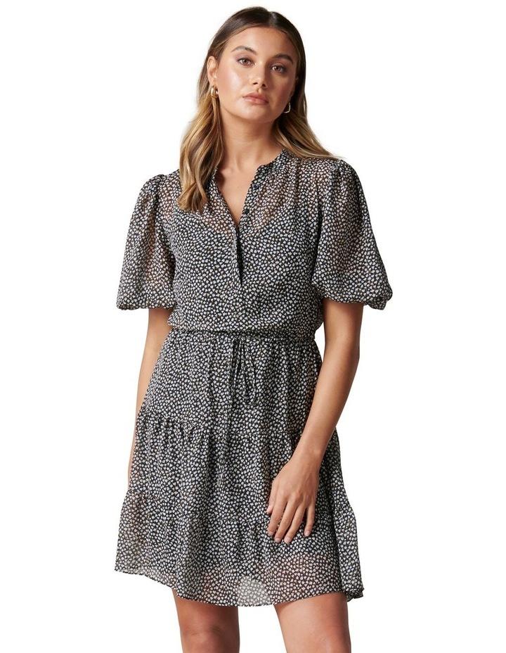 Irene Short Sleeve Smock Dress image 1