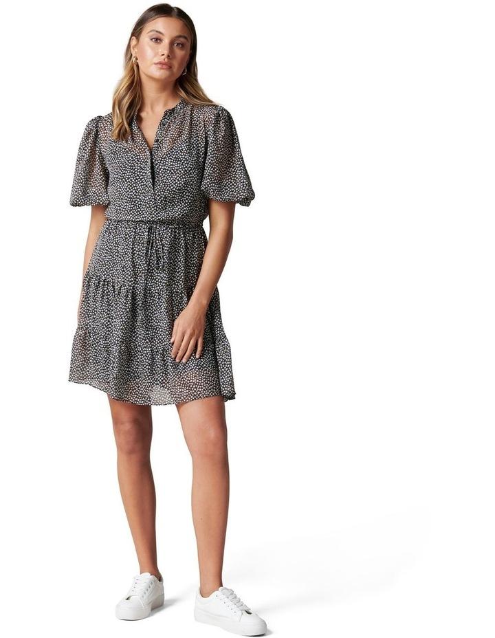 Irene Short Sleeve Smock Dress image 5