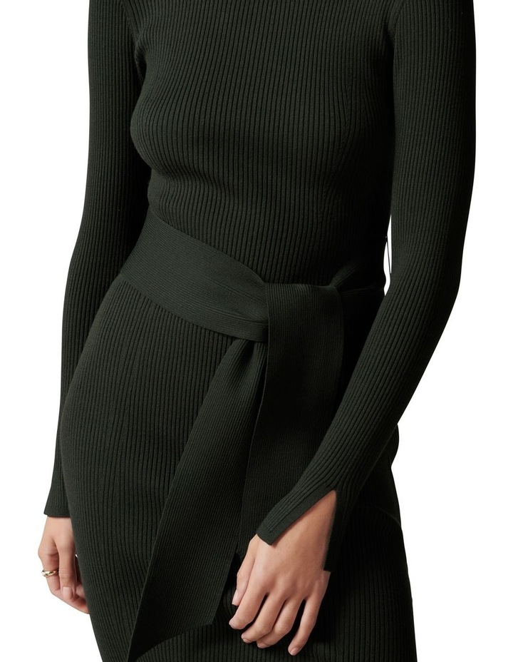 Lottie Crew Neck Column Knit Dress image 2