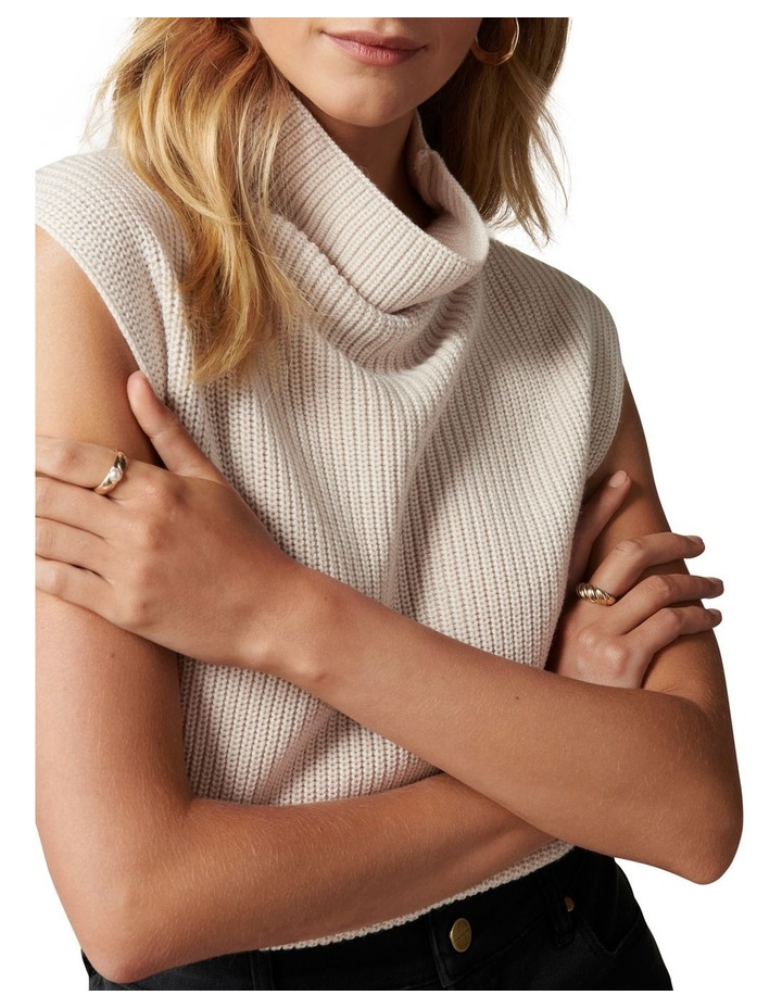 Regan Sleeveless Knit Top image 2