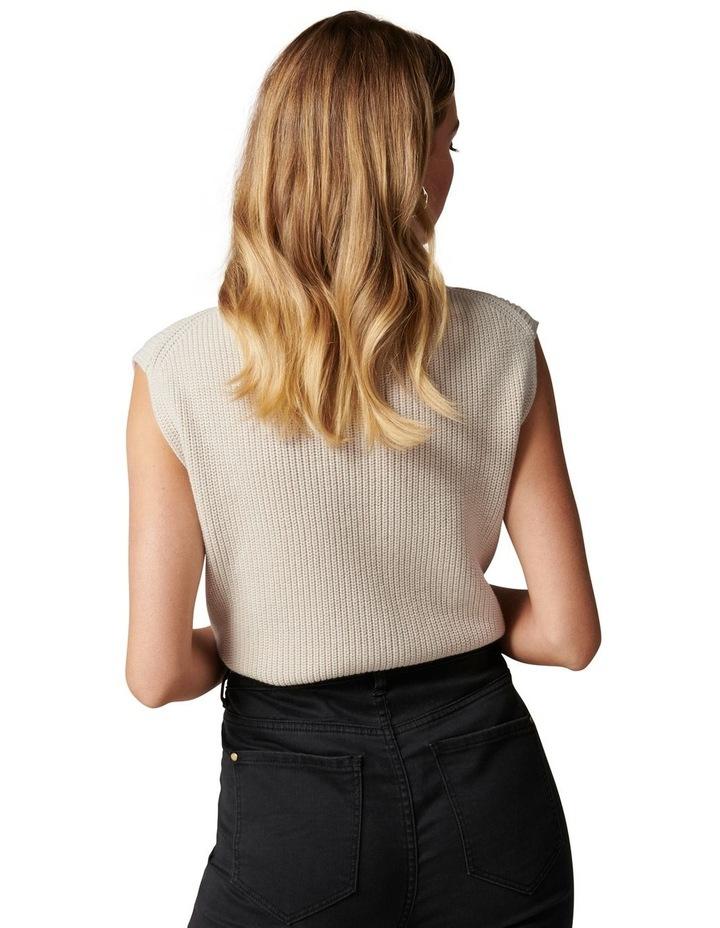 Regan Sleeveless Knit Top image 4