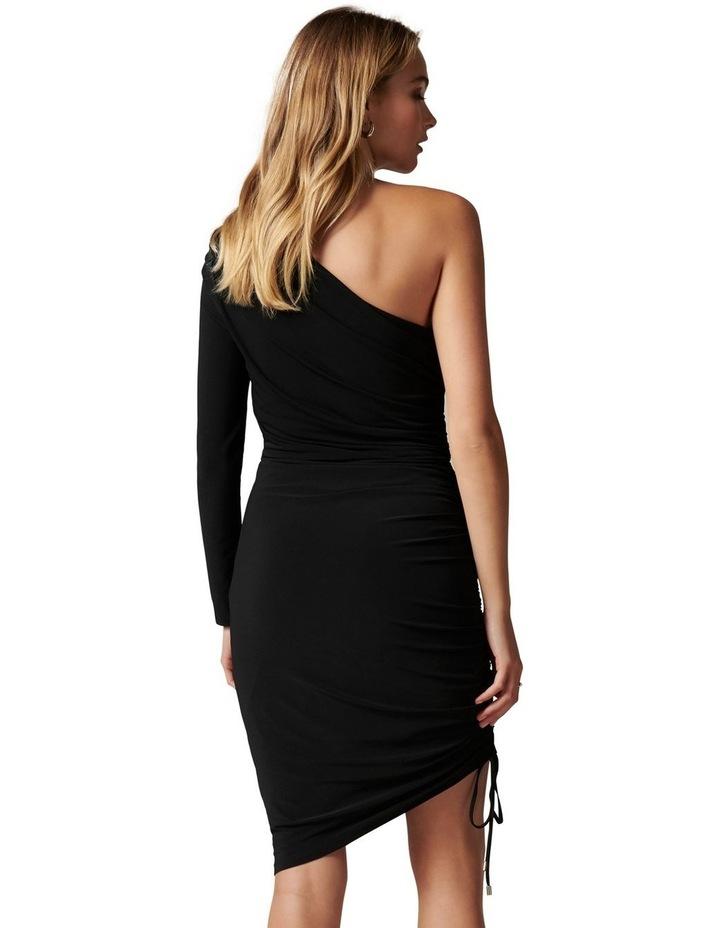 Anabeth One Shoulder Midi Dress image 4
