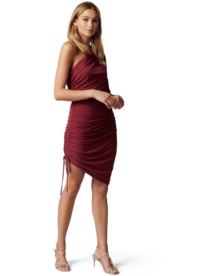 Anabeth One Shoulder Midi Dress image 5